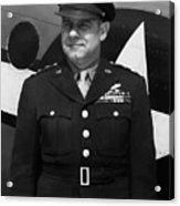 General Jimmy Doolittle Acrylic Print by War Is Hell Store
