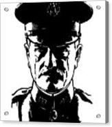 General John Pershing Acrylic Print
