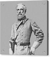 General Robert E Lee Acrylic Print