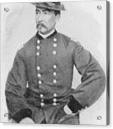 General Sheridan Civil War Portrait Acrylic Print
