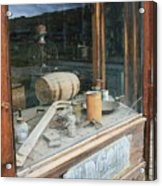 General Store Acrylic Print