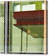 Geneva Airport 5 Acrylic Print