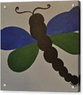 Gensis 1 Dragonfly Acrylic Print