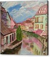 Gent Acrylic Print