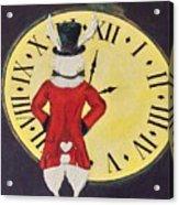 Gentleman Caller Acrylic Print