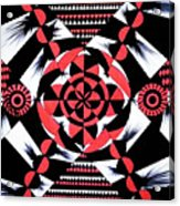 Geometric 1 Acrylic Print