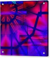 Geometric 3 Acrylic Print