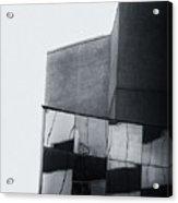 Geometric Angles And Shapes Acrylic Print