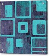 Geomix 02 - Sp06c6b Acrylic Print