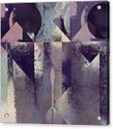 Geomix-04 - C57at22b2e Acrylic Print