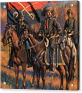George Armstrong Custer Acrylic Print