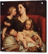 George Augustus Frederick Cavendish Acrylic Print