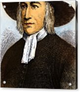 George Fox, 1624-1691 Acrylic Print