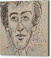 George Harrison Acrylic Print