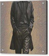 George Harrison N F Acrylic Print