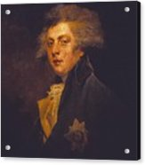 George Iv When Prince Of Wales Acrylic Print