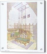 George Walton Acrylic Print