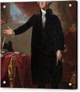 George Washington Acrylic Print