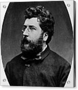 Georges Bizet, French Composer Acrylic Print