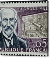 Georges Melies (1861-1938) Acrylic Print