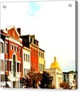 Georgetown Acrylic Print