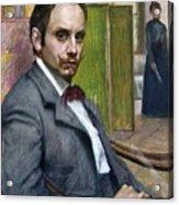 Gerardo Murillo (1875-1964) Acrylic Print