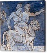 Gericault: Bacchus & Ariadne Acrylic Print