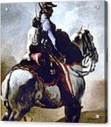 Gericault: Trumpeter, 1814 Acrylic Print