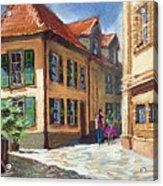 Germany Baden-baden 04 Acrylic Print
