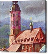 Germany Baden-baden 05 Acrylic Print