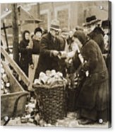 Germany: Inflation, 1923 Acrylic Print