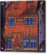 Germany Ulm Acrylic Print