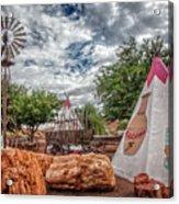 Geronimo Trading Post Acrylic Print