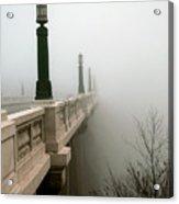 Gervais Street Bridge Acrylic Print