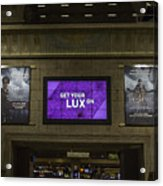 Get Your Lux On Acrylic Print