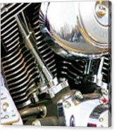 Get Your Motor Running Acrylic Print