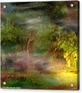 Gethsemane Vision-2008 Acrylic Print