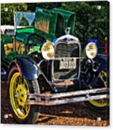Gettin' Ready To Cruise Acrylic Print