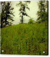 Gettysburg Landscape Acrylic Print