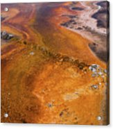 Geyser Basin Springs 6 Acrylic Print