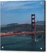 Gg San Francisco Acrylic Print