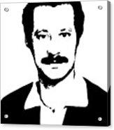 Ghassan Kanafani Acrylic Print