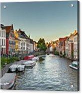 Ghent2 Acrylic Print