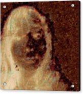 Ghost Girl Acrylic Print