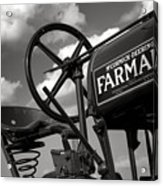 Ghost Of Farmall Past Acrylic Print