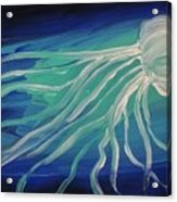 Ghost Of The Sea Acrylic Print