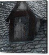 Ghost Rain Acrylic Print