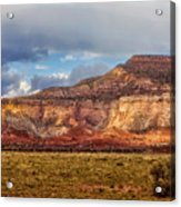 Ghost Ranch Red Acrylic Print