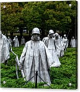 Ghost Soldiers Acrylic Print