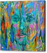 Ghost Tears Acrylic Print